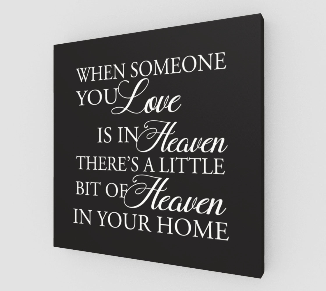 Aperçu de When someone you love is in Heaven #2