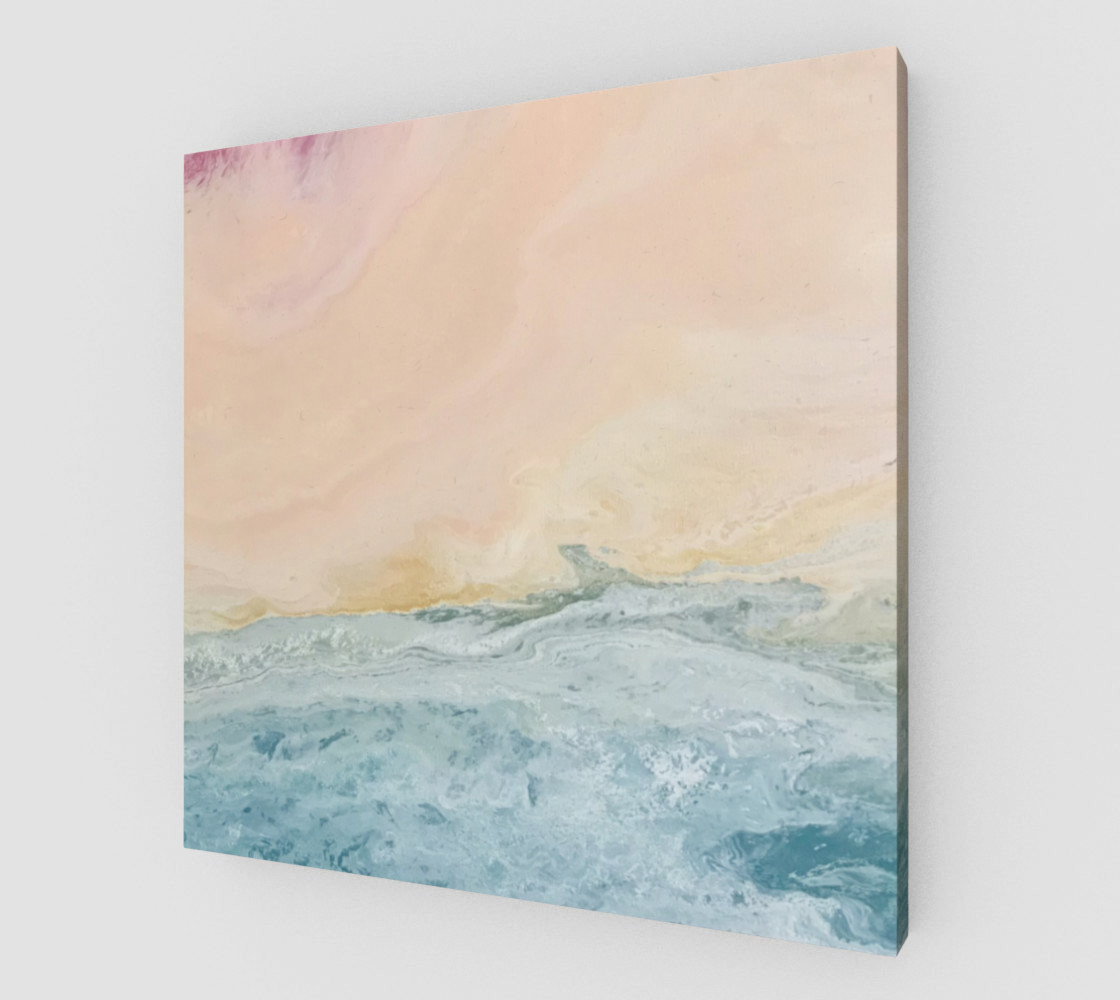 Sunset Over the Sea preview #1