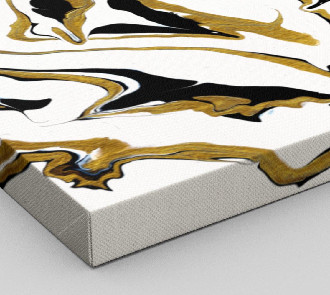 Aperçu de Gold And Black Opulence #3