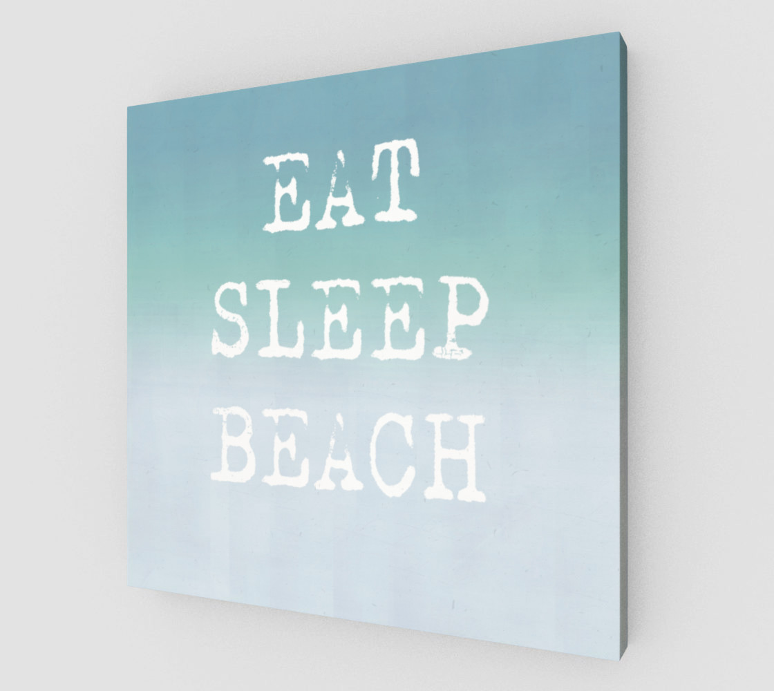 Eat, Sleep, Beach 3D preview