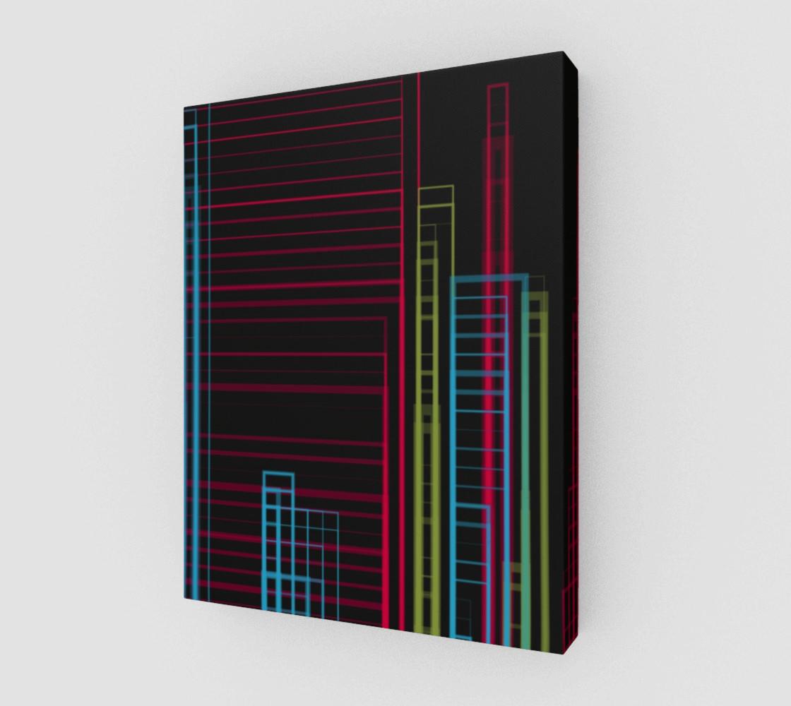 "Aperçu de City Slicker Wall Art 11"" x 14"" #1"