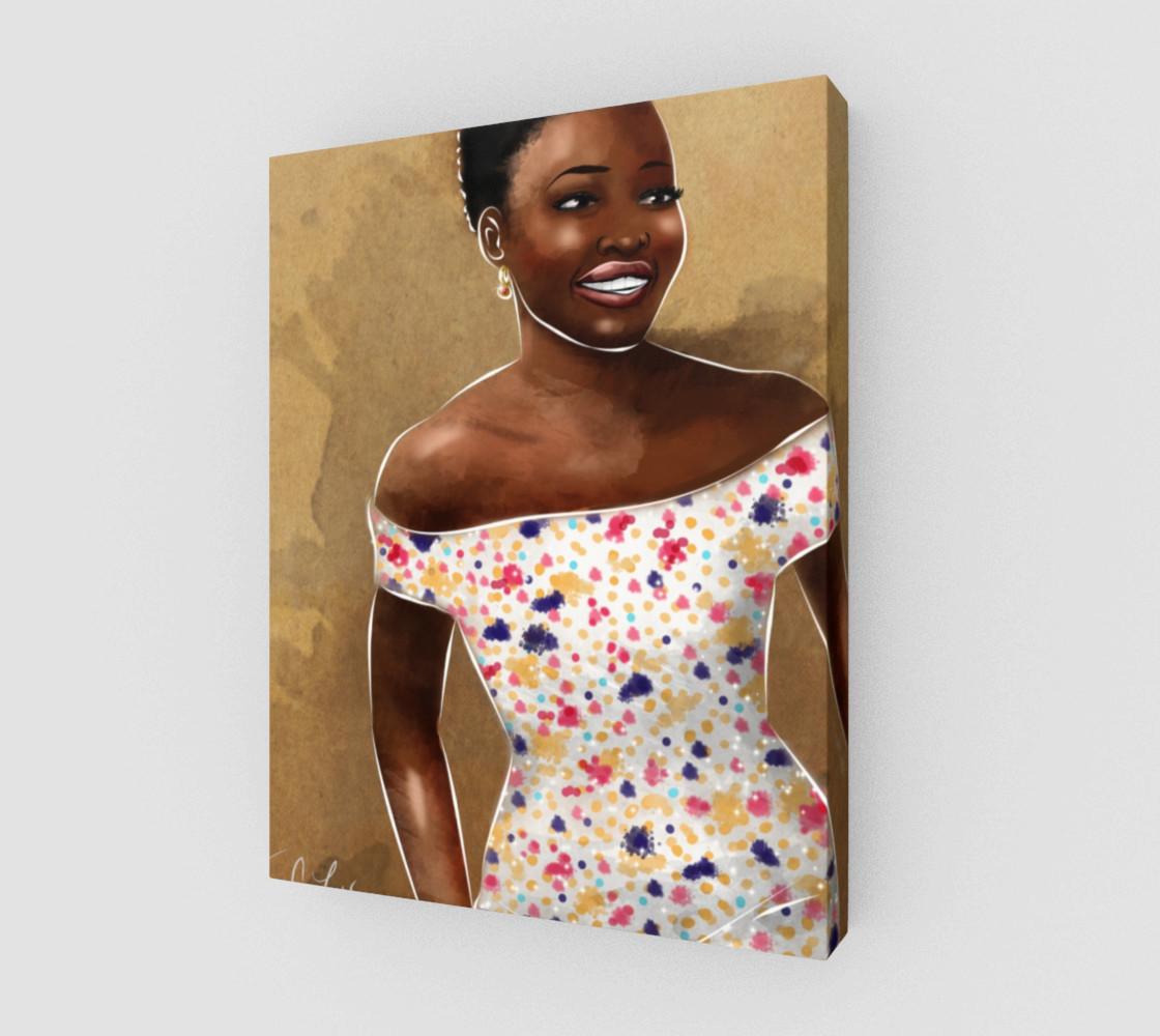 Lupita Nyong'o in Hugo Boss preview #1