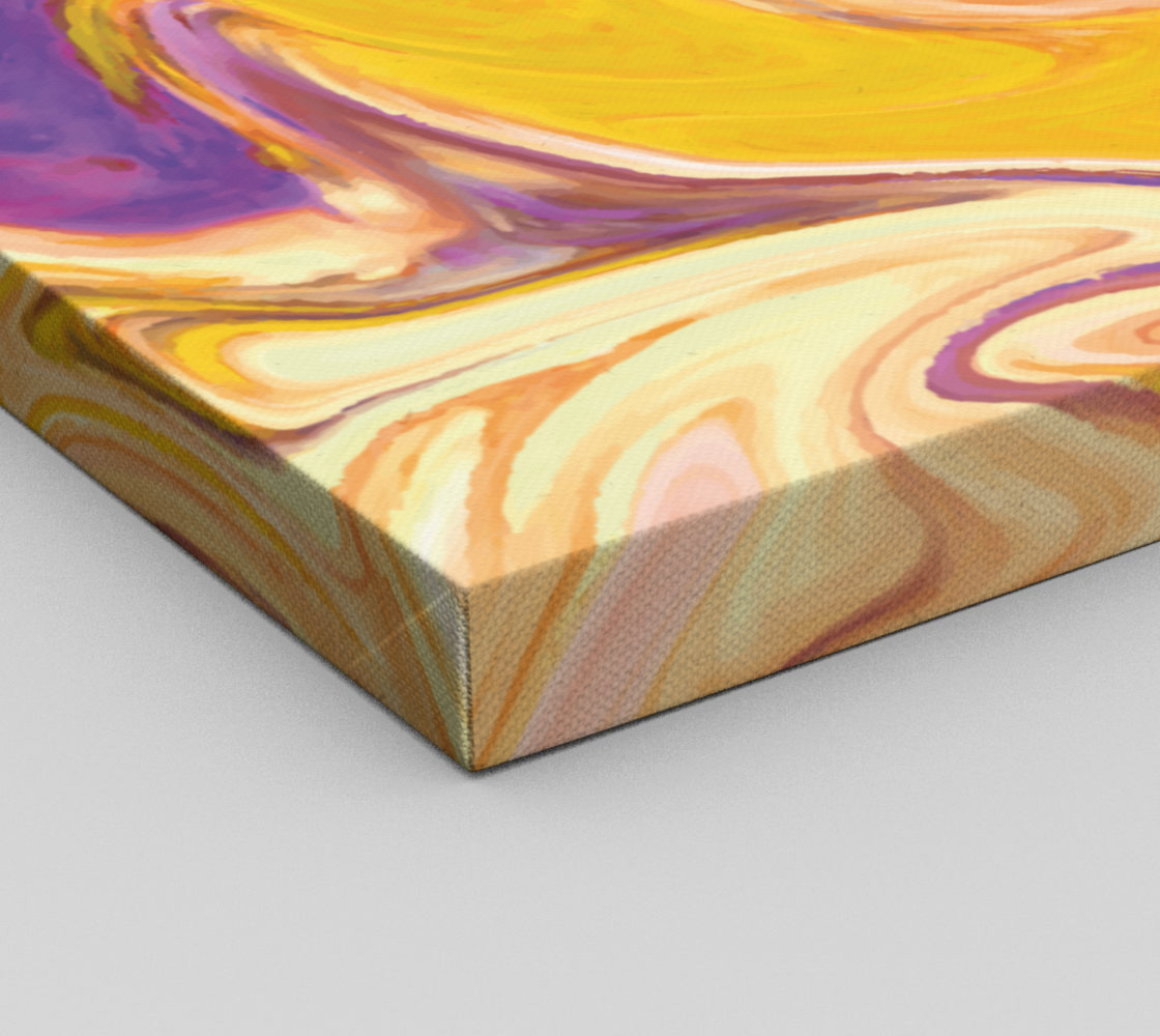 Colorful Marble  Miniature #4