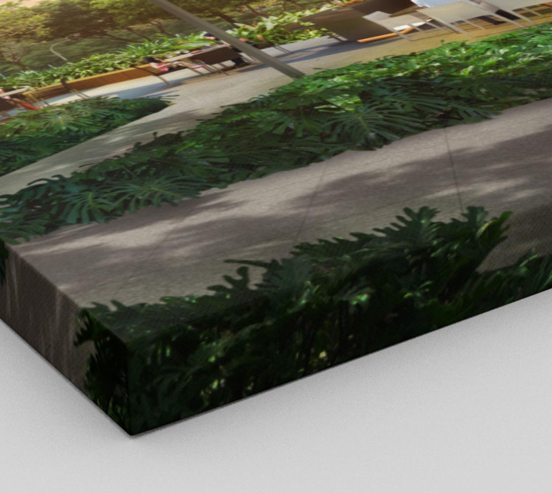 modern art wood preview #3