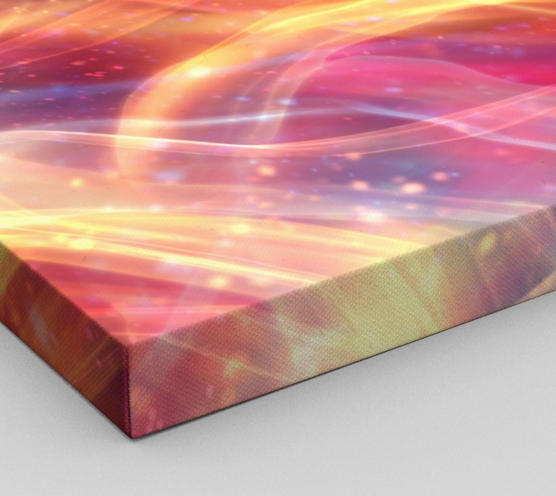 Aperçu de Orange Plasma Design  #3