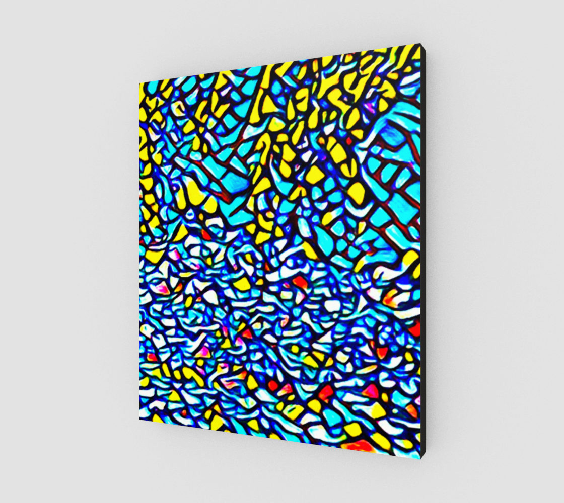 Stained Glass Abstract preview #2