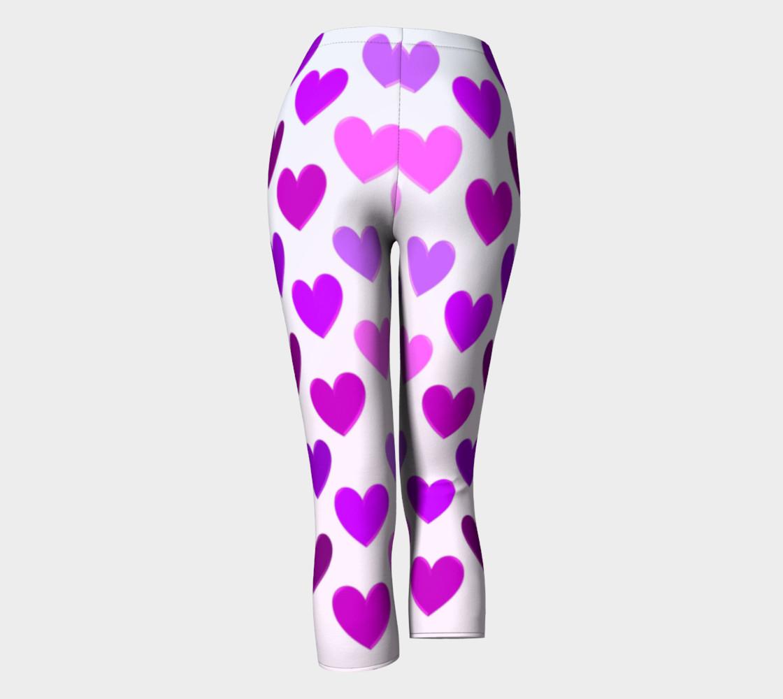Purple Hearts Capris preview #4