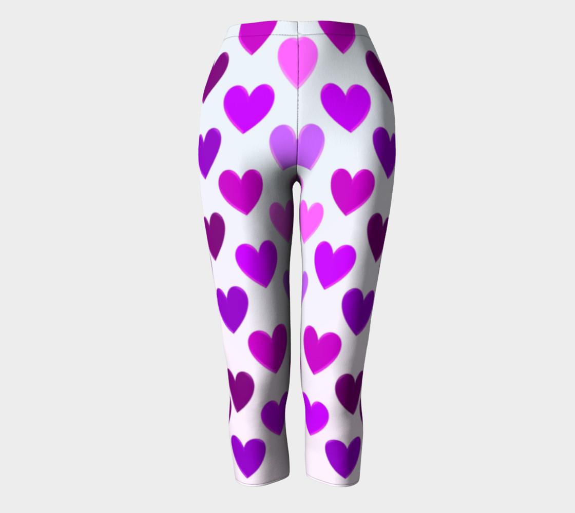 Purple Hearts Capris preview #2