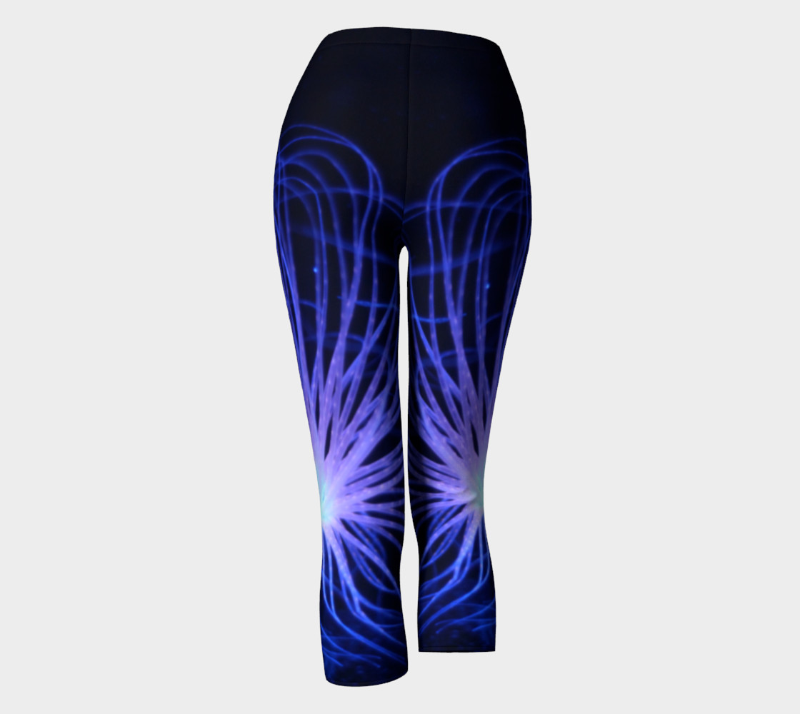 Black light Reactive Anemone Capri preview #4
