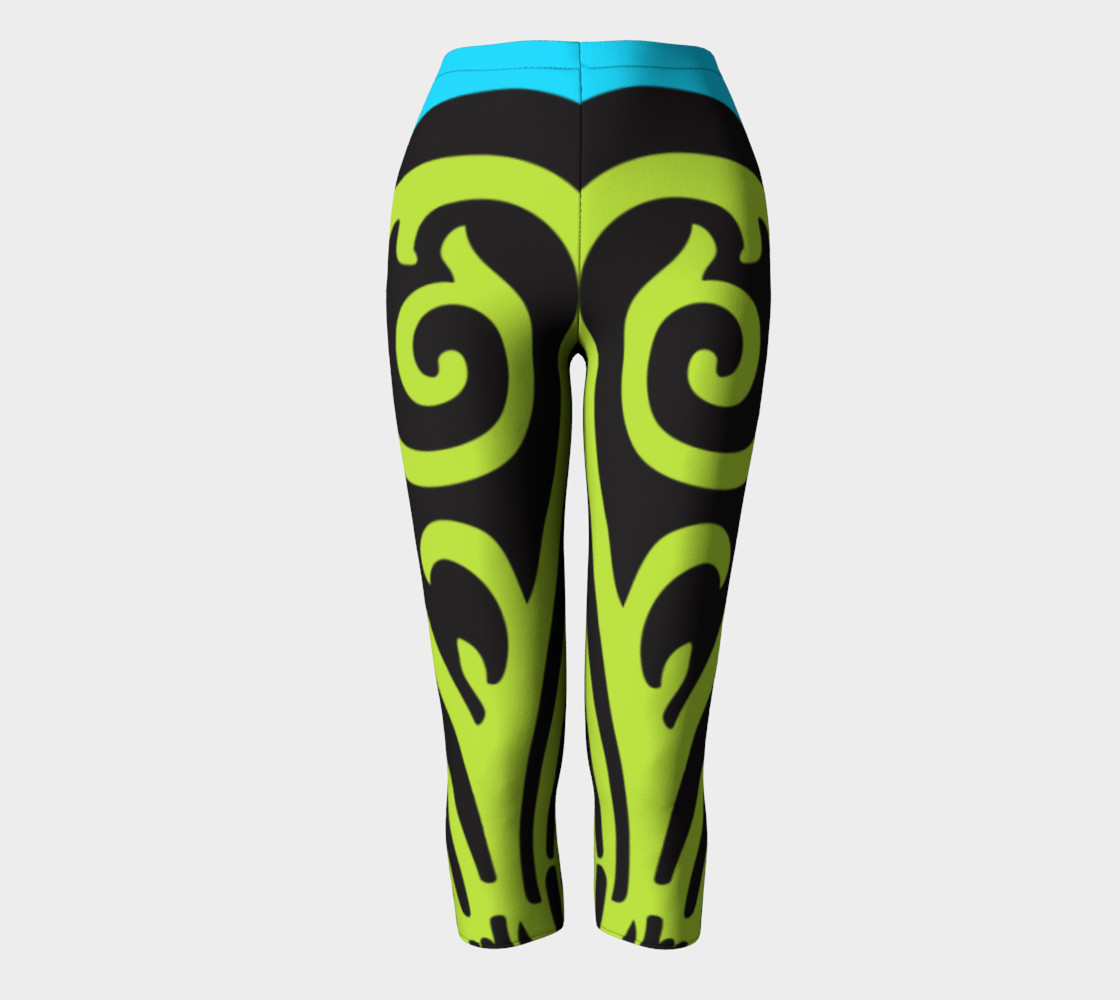 Bold and Beautiful Capris preview #2