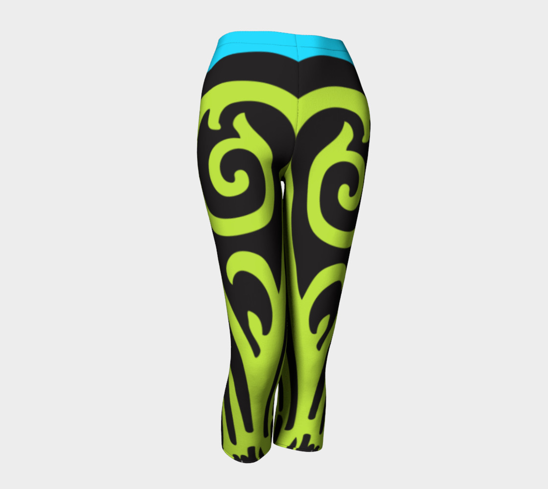 Bold and Beautiful Capris preview #1