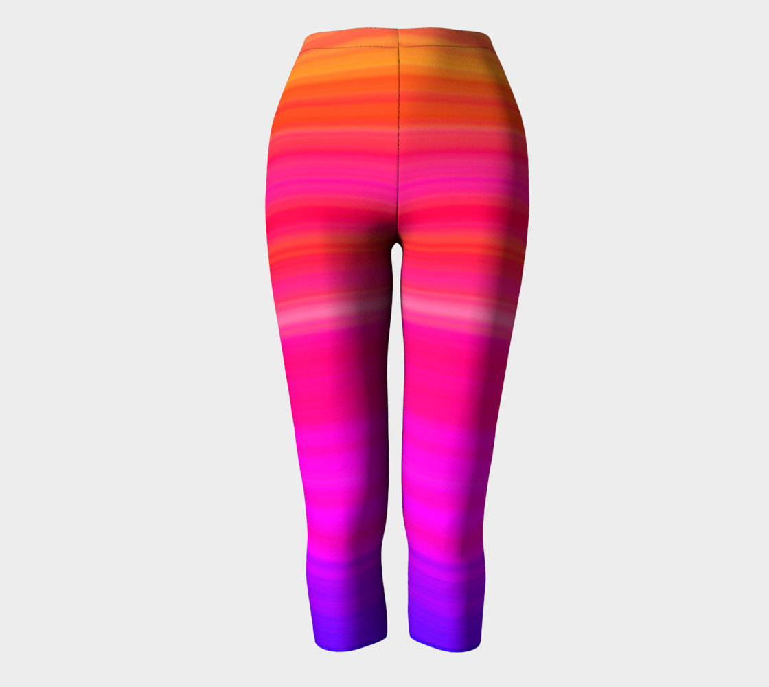 Aperçu de Raise Your Vibe Capris #2