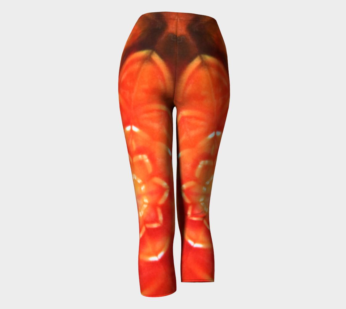 Aperçu de Orange Lotus Capri #4