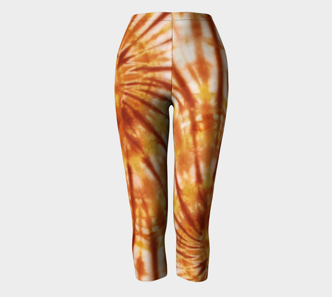 Harvest Capri Leggings preview #2
