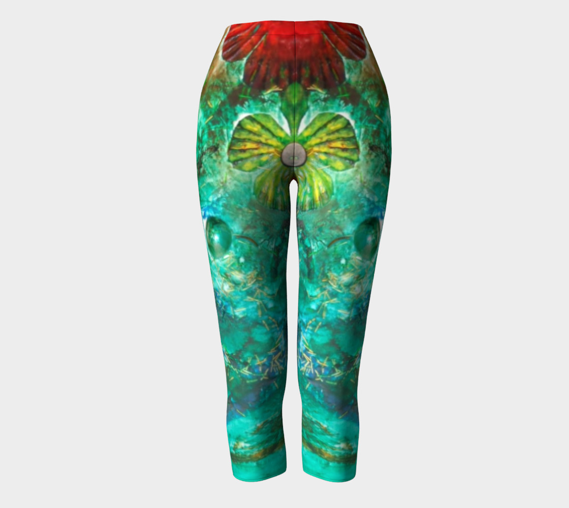 Underwater Summer Leggings preview #2