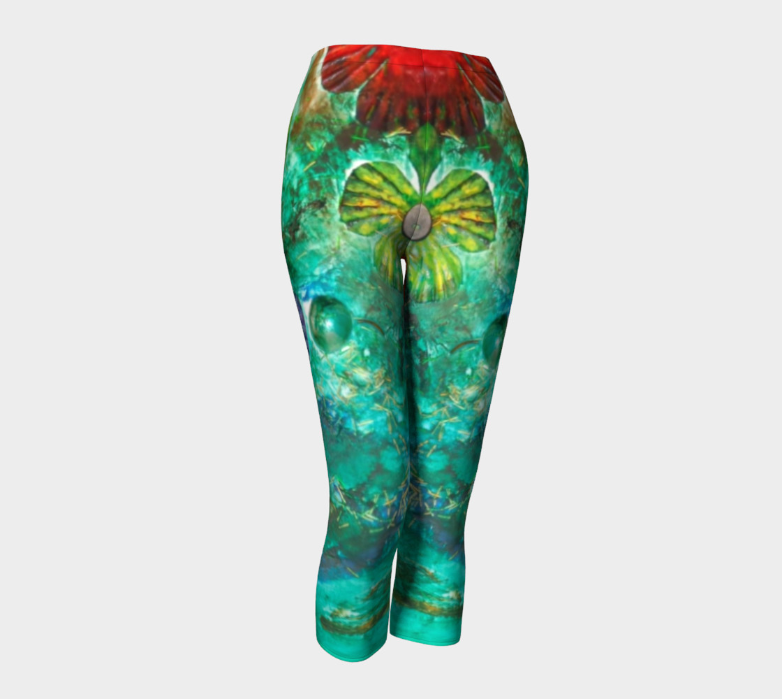 Underwater Summer Leggings preview #1