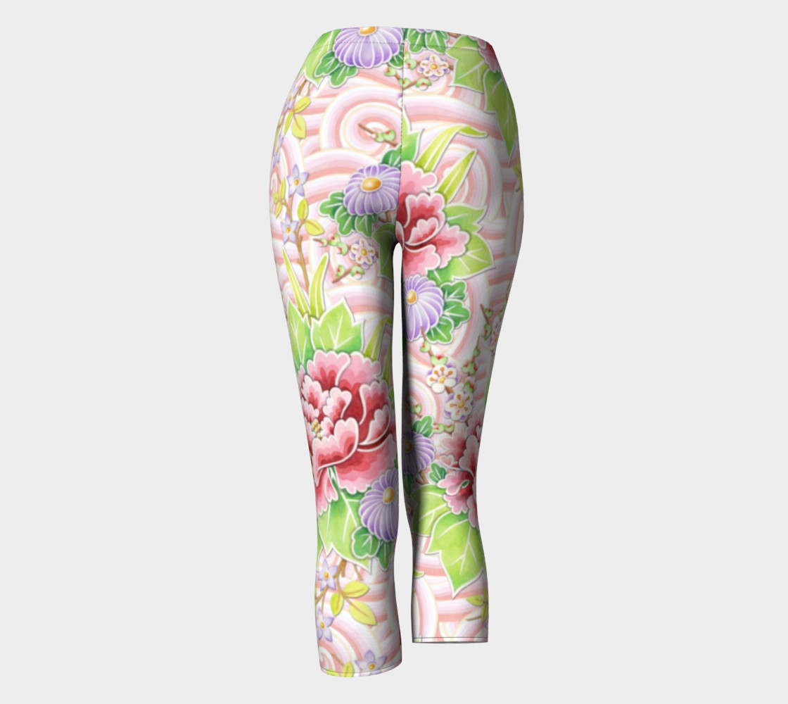 Aperçu de Pink Kimono Garden Assymetric #4