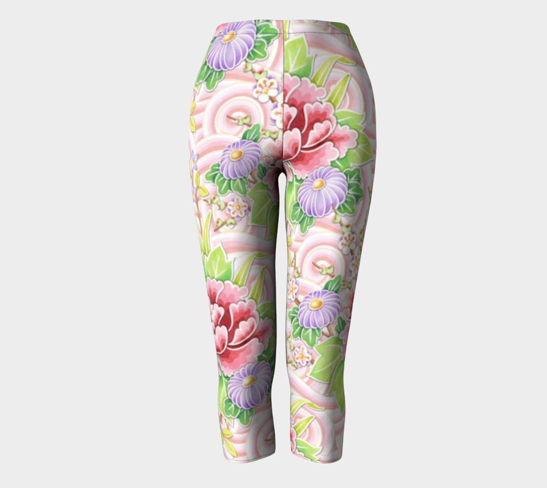 Aperçu de Pink Kimono Garden Assymetric #2