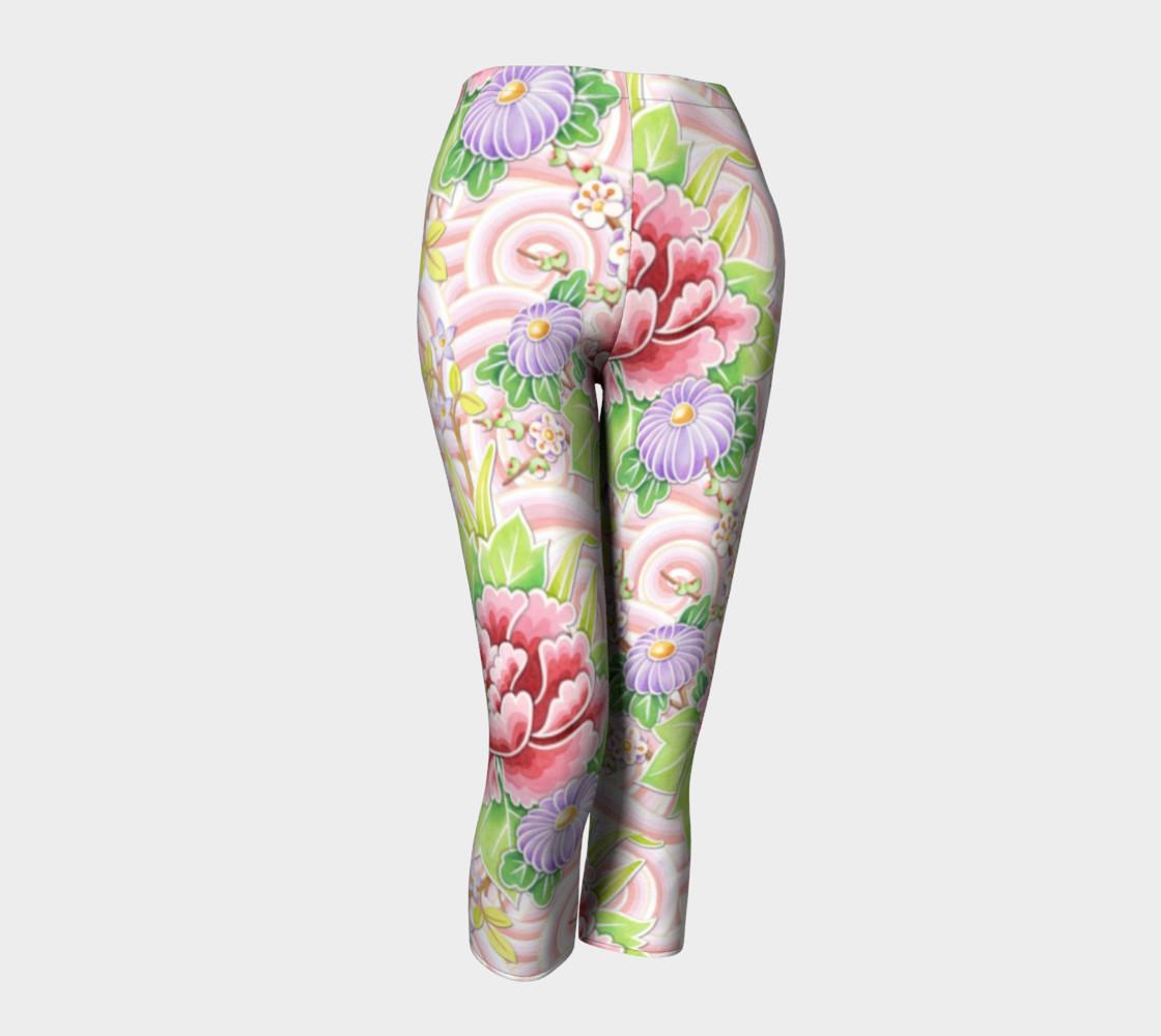 Aperçu de Pink Kimono Garden Assymetric #1