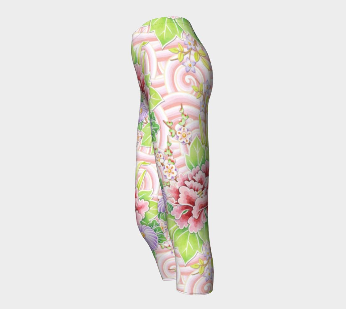Aperçu de Pink Kimono Garden Assymetric #3