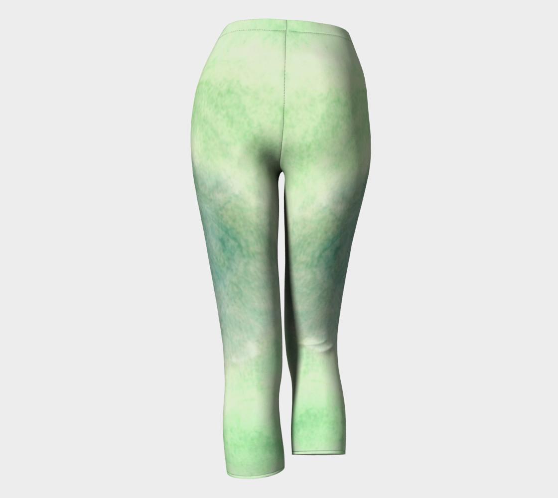 Green Dimension Flower Capris preview #4
