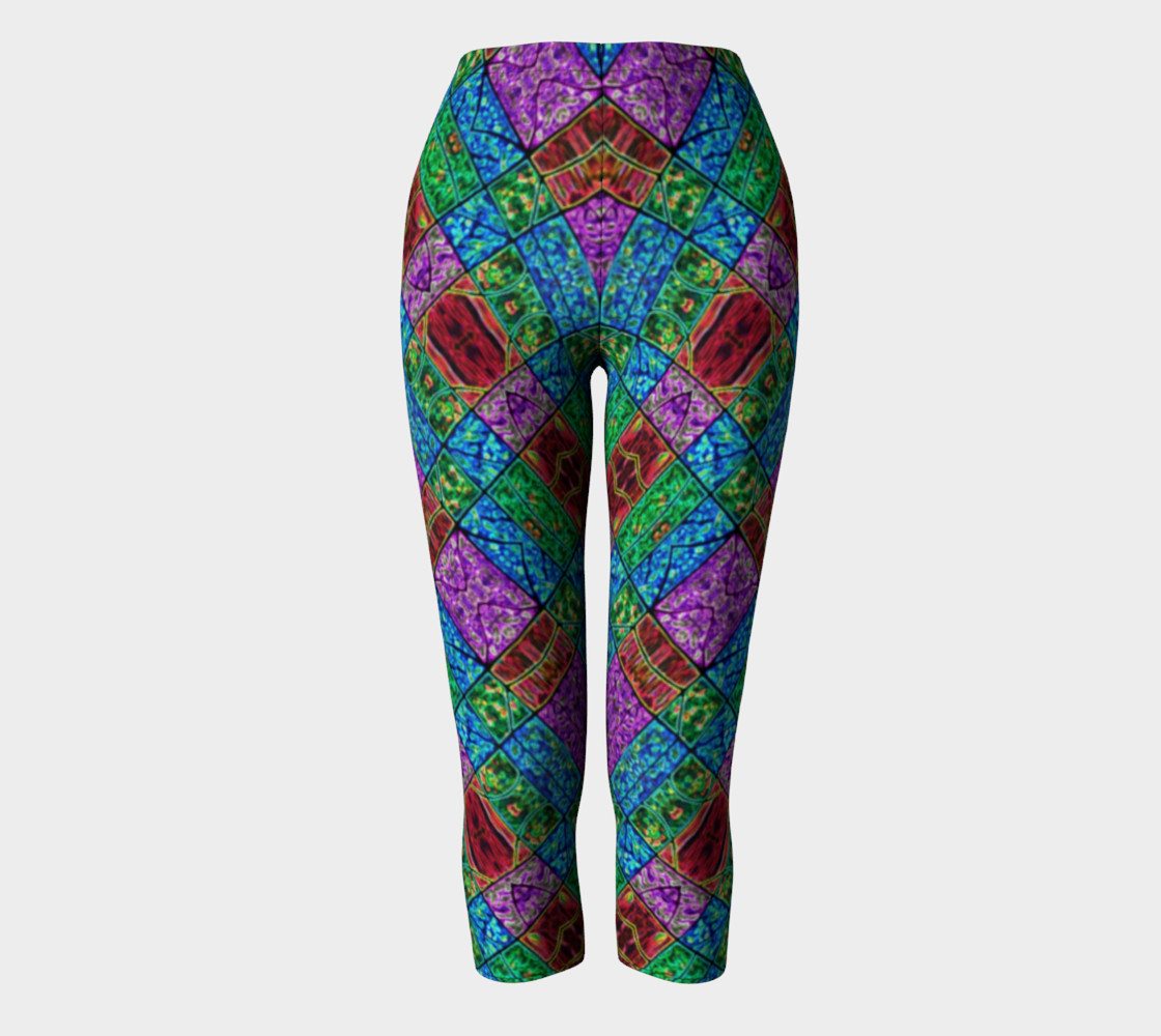 River Rouge Glass Capris III preview #2