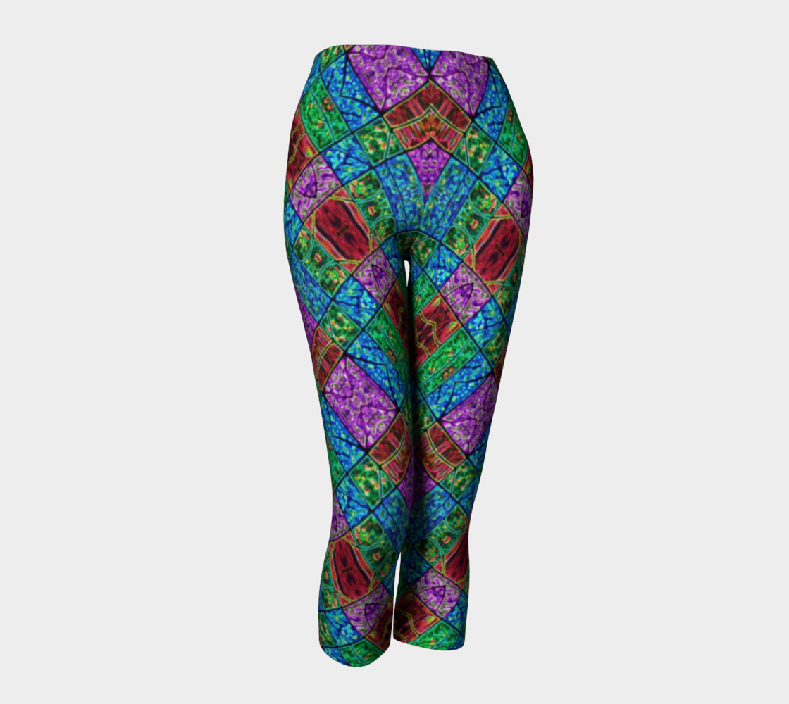 River Rouge Glass Capris III preview #1