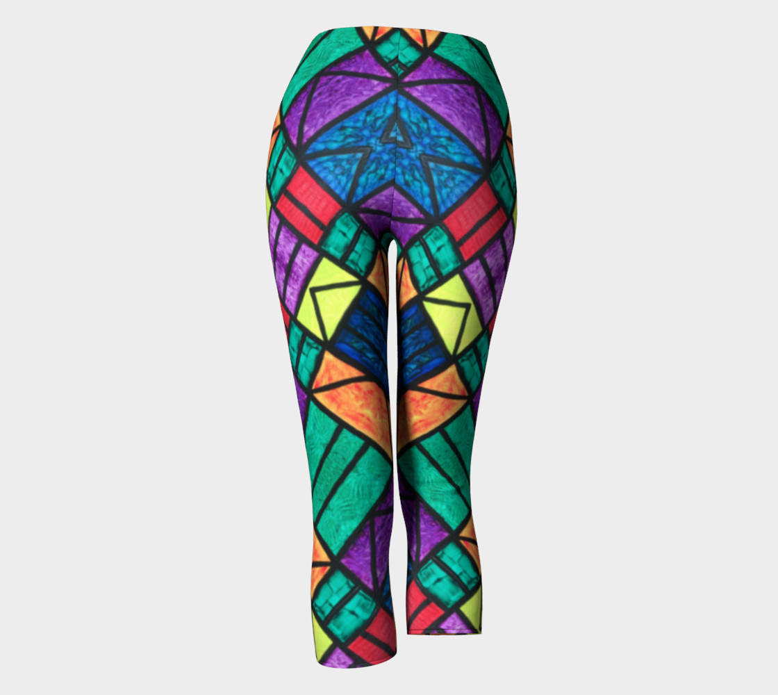 SW Detroit Stained Glass Capris II preview #4