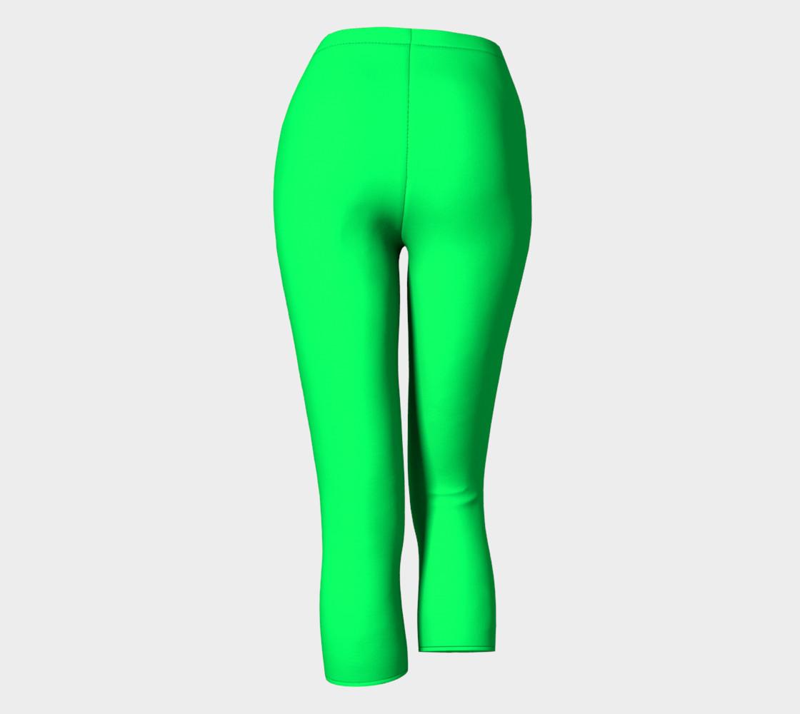 Spring Green Capris preview #4