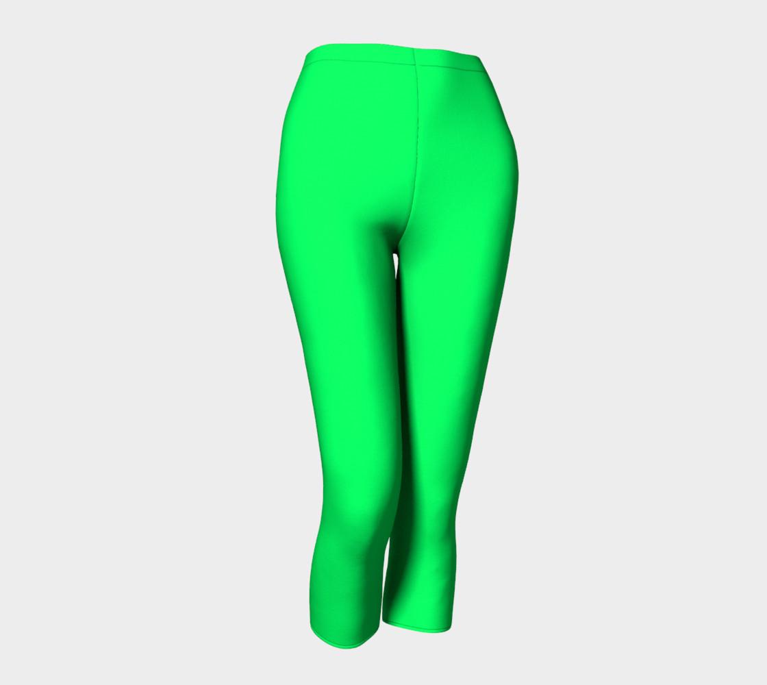 Spring Green Capris preview #1