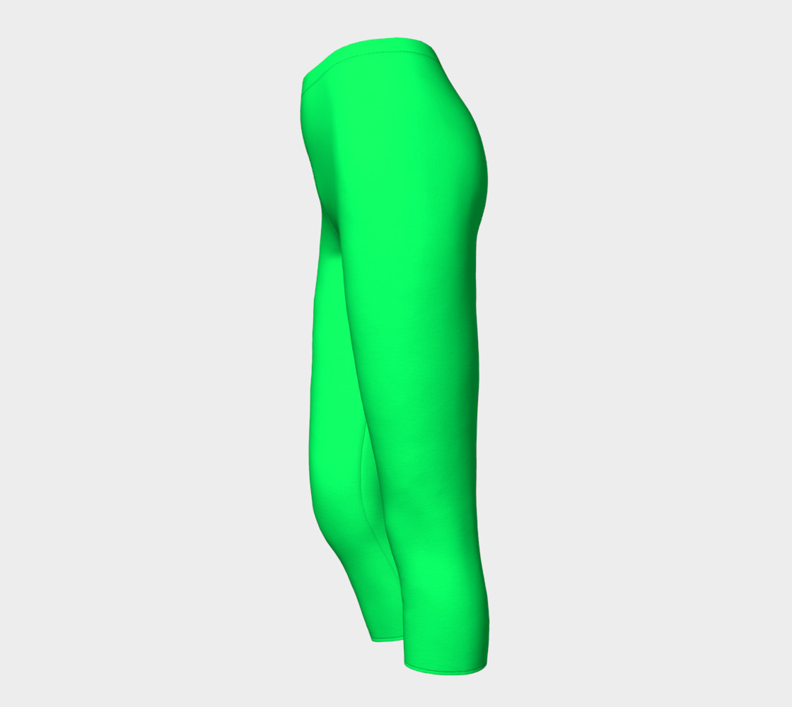 Spring Green Capris preview #3