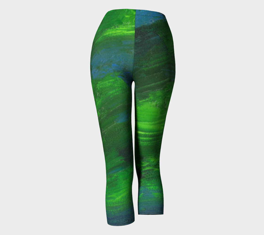 Earthbound Capris preview #4