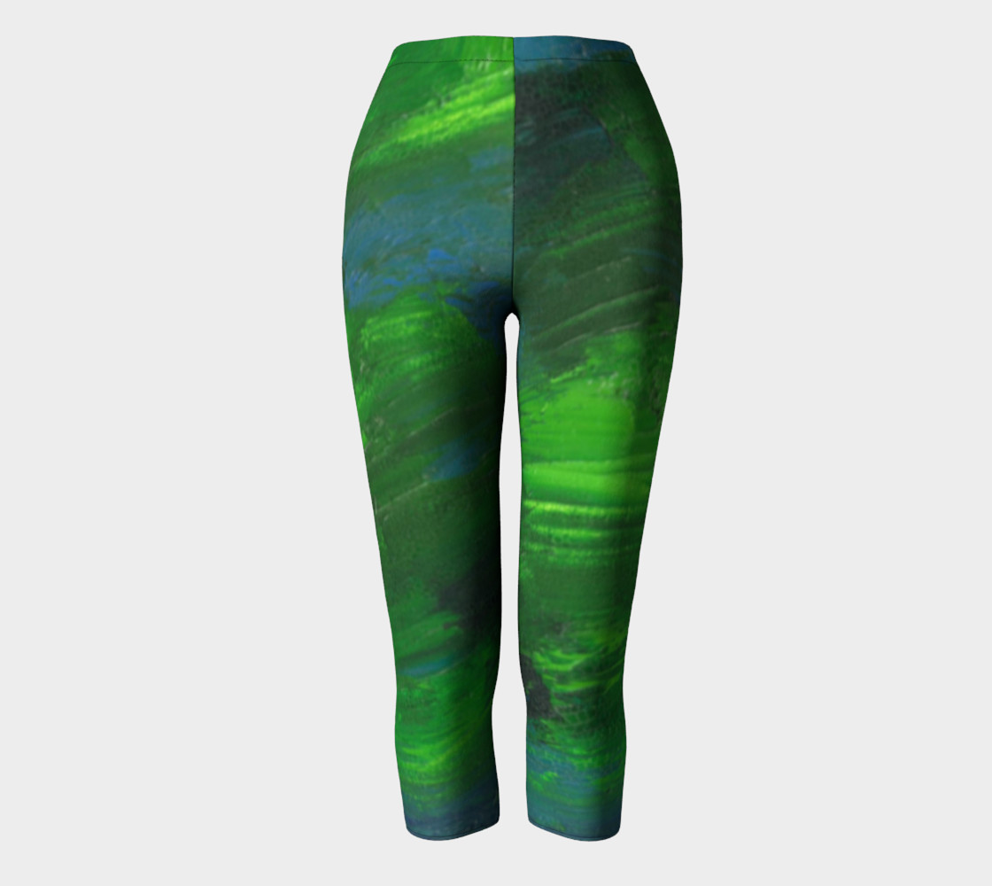 Earthbound Capris preview #2