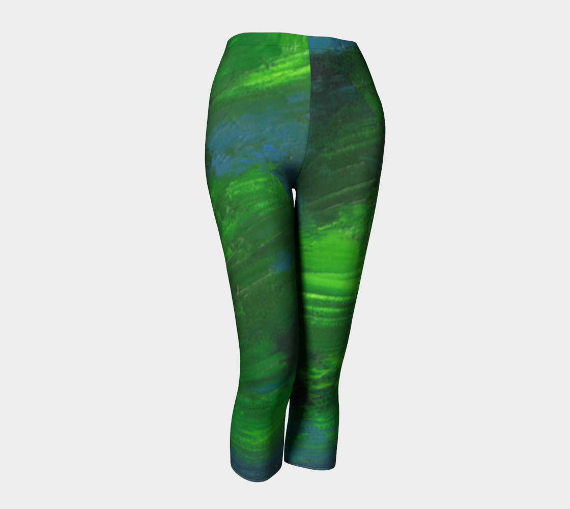 Earthbound Capris preview #1
