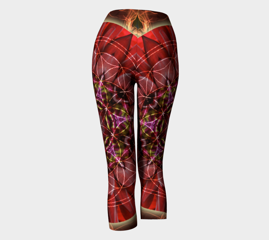 Dancing with the Sun Capris preview #4