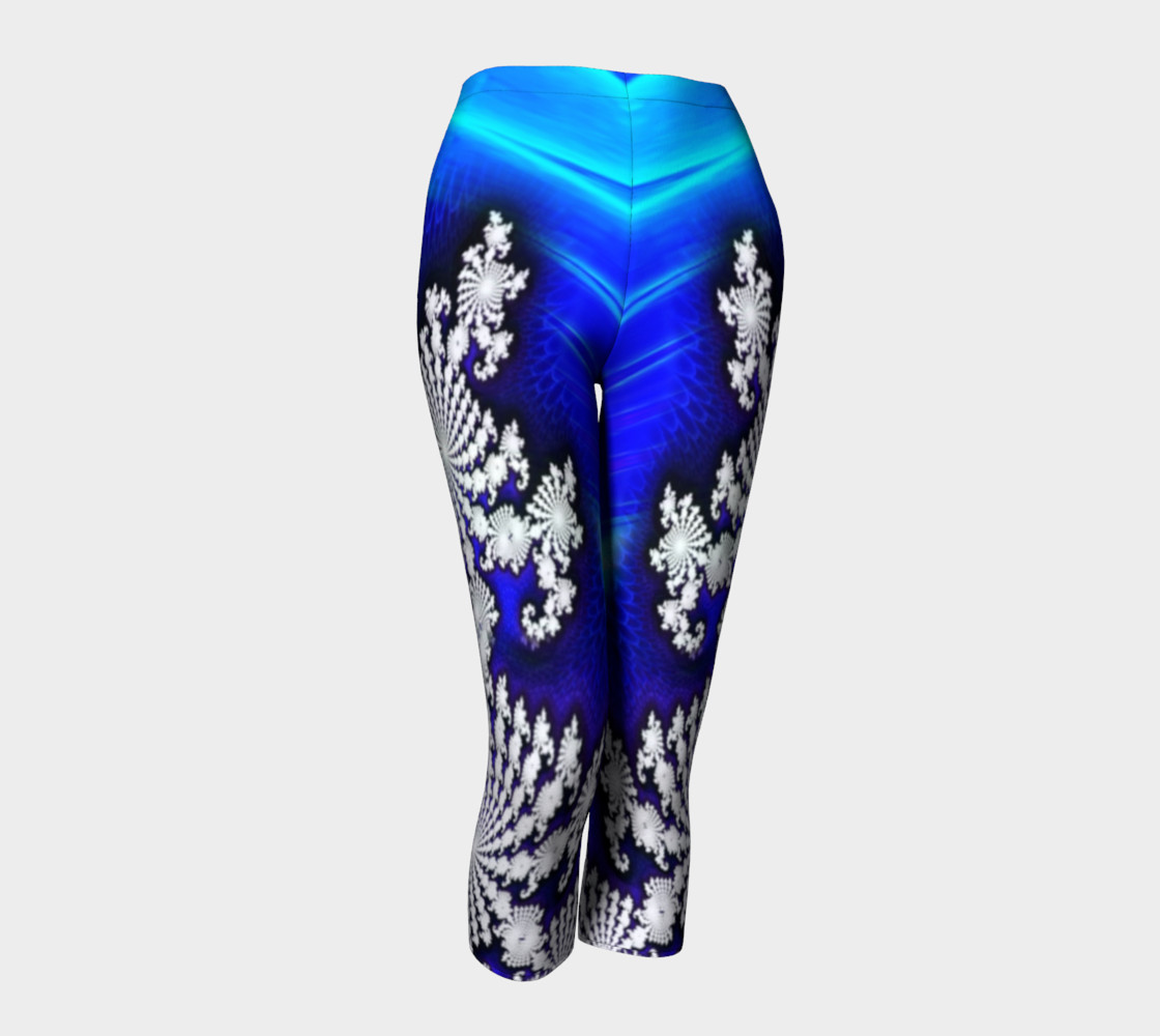 Fantasy Island blue capri preview #1