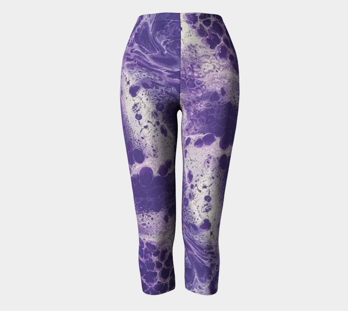 purple power capris preview #2