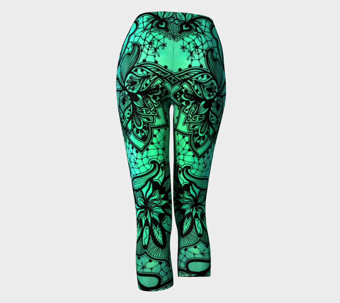 green lace preview #4