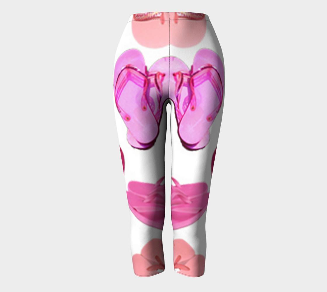 pink flip flops preview #2