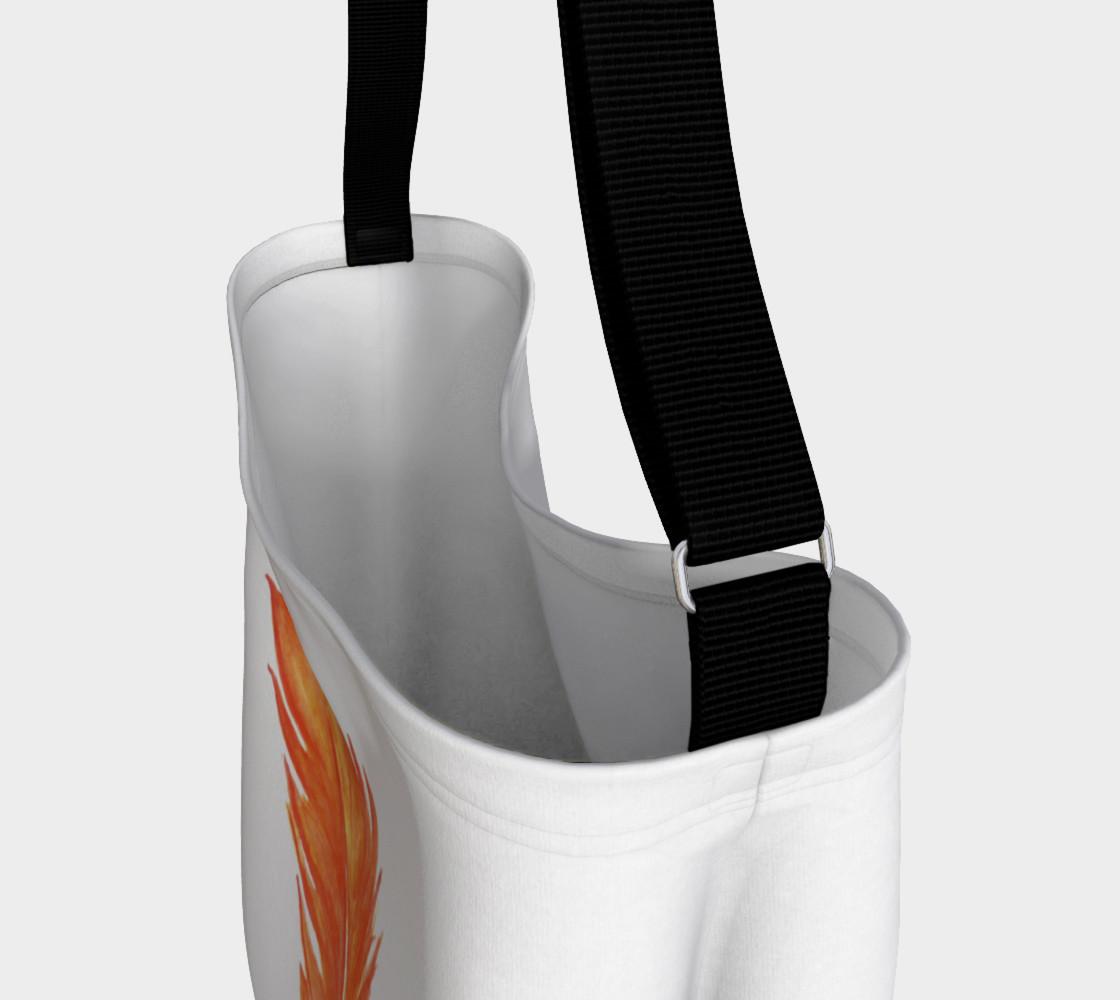Phoenix + Lotus Amenta's Key Tote Bag preview #3