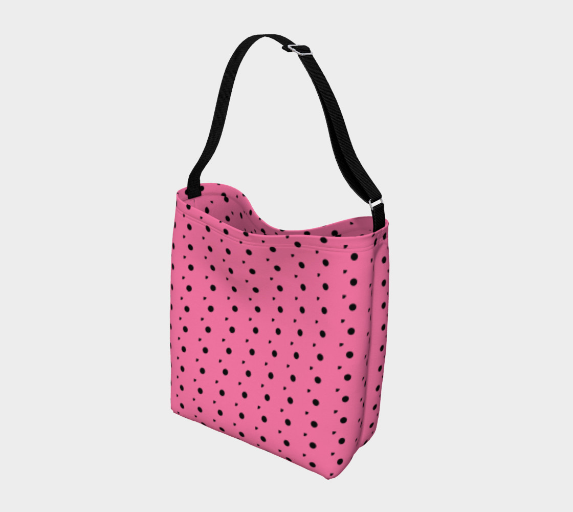 Tracks Bubble Gum Day Tote preview #2