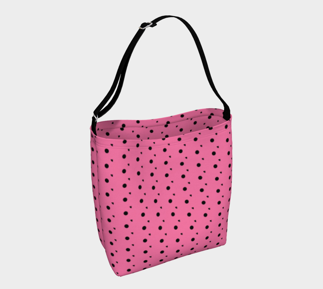 Tracks Bubble Gum Day Tote preview #1