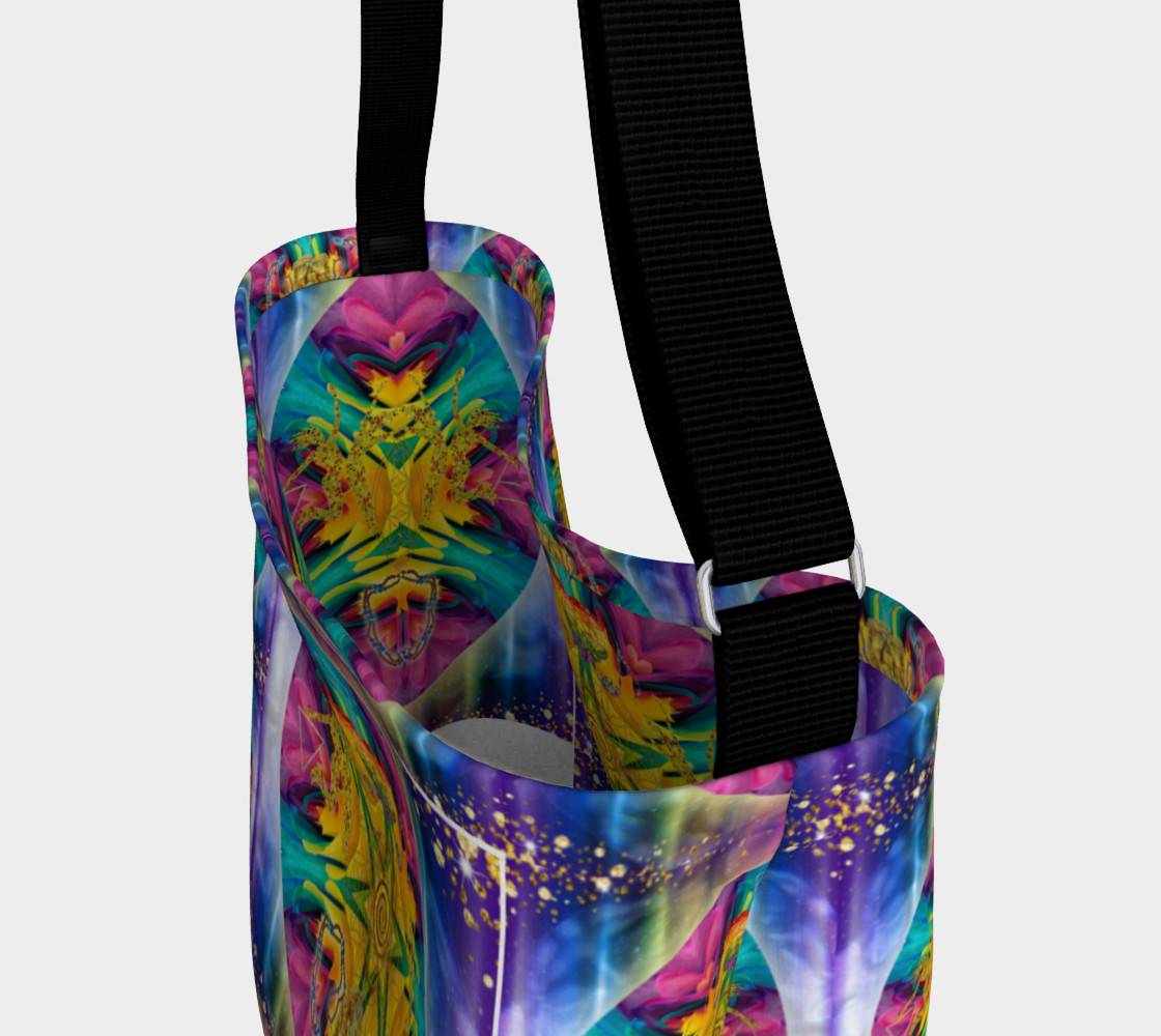 Harmonics Of Your Soul Day Tote preview #3