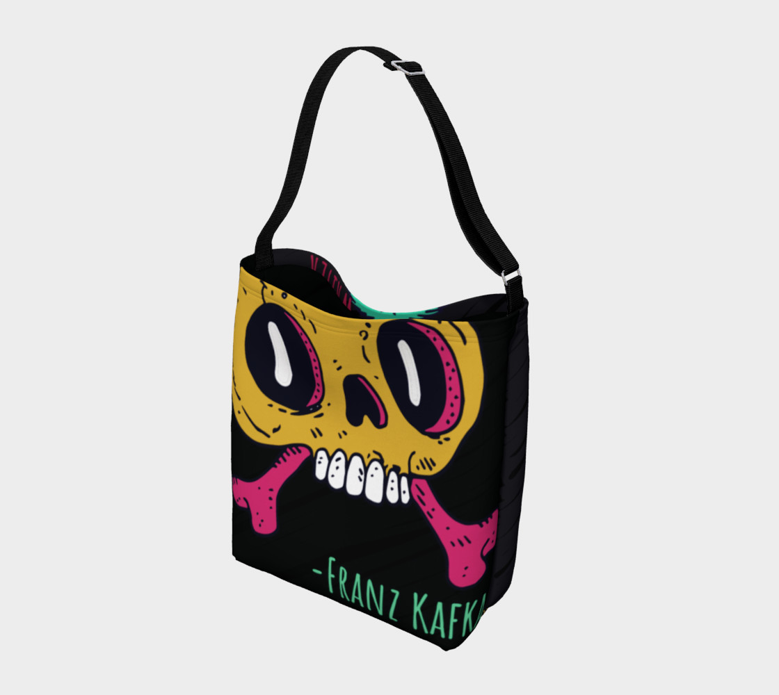 Kafka Monster Tote preview #2