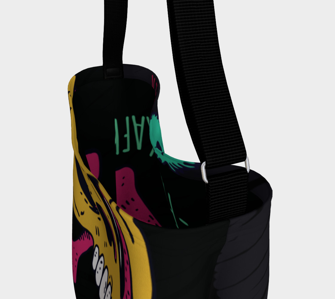 Kafka Monster Tote preview #3