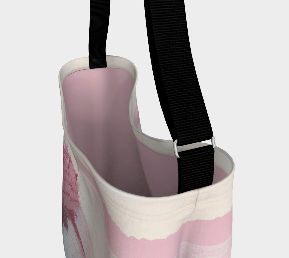 Pink Boardwalk Day Tote preview #3
