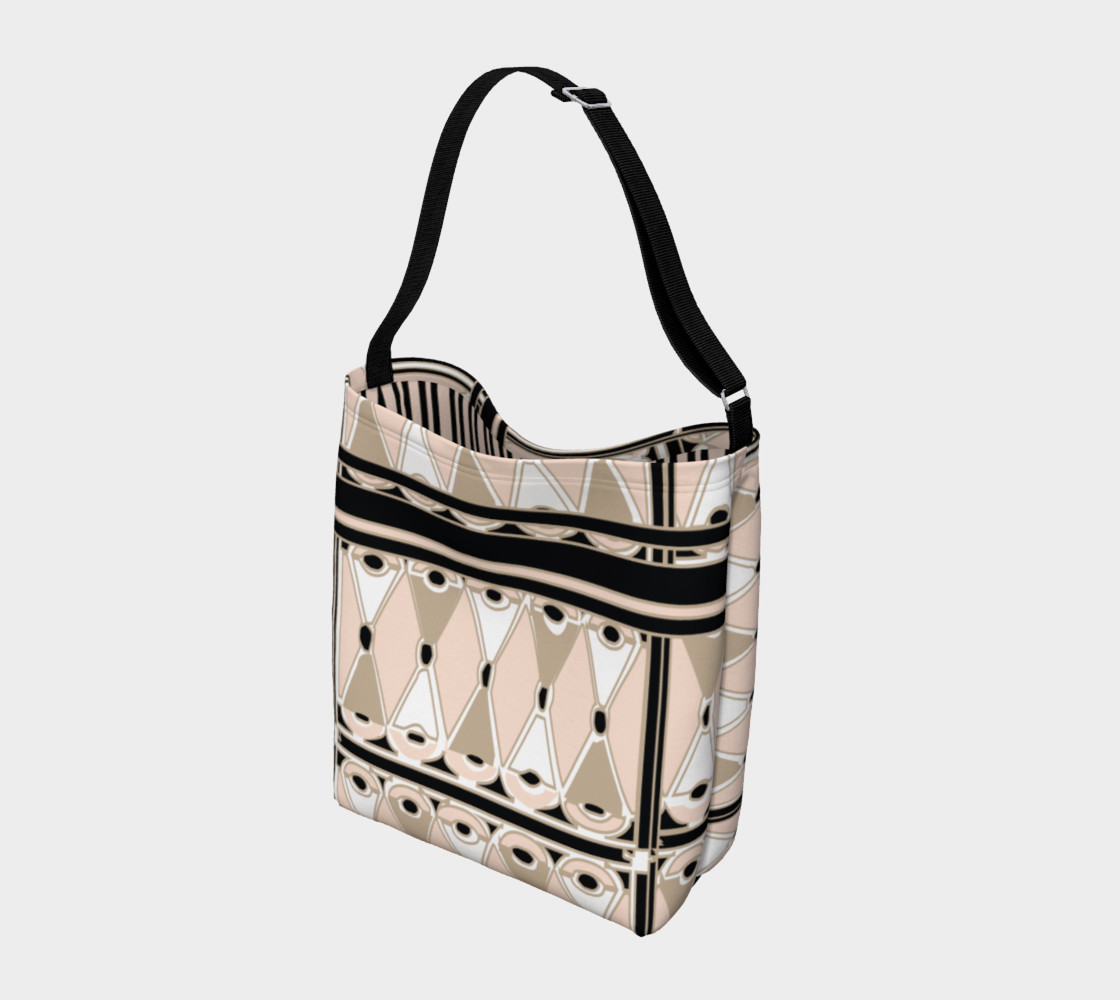 Pink Champagne Deco Josephina Sport  Day Tote preview #2