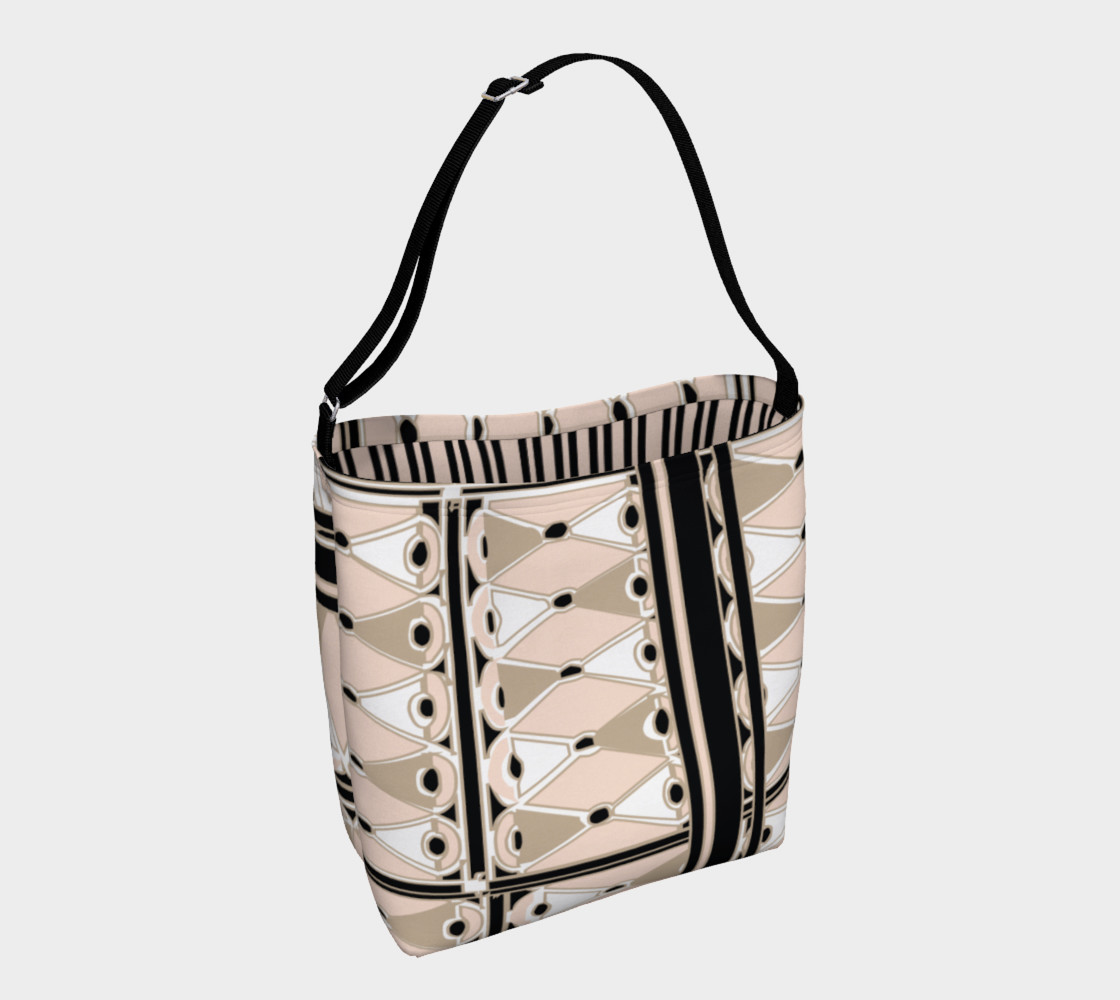 Pink Champagne Deco Josephina Sport  Day Tote preview #1