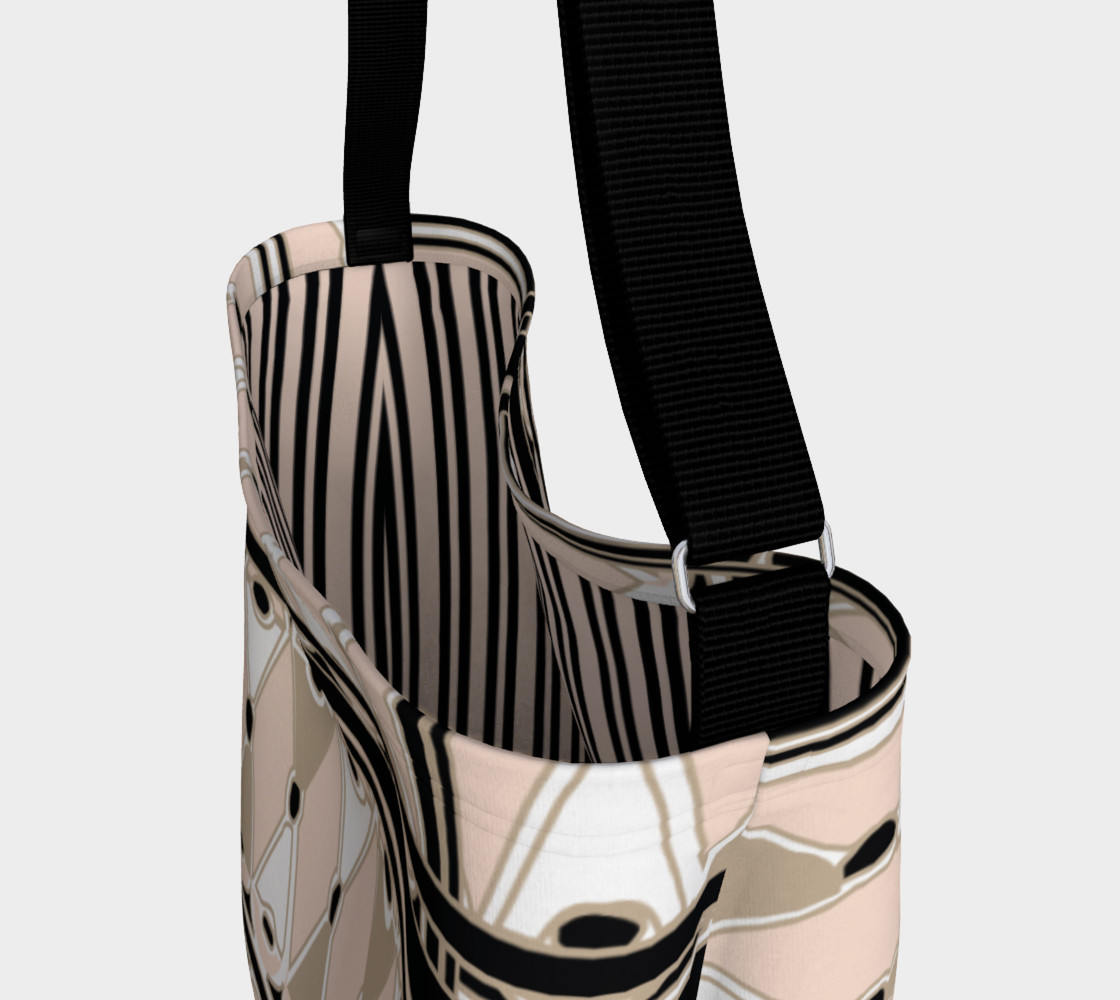Pink Champagne Deco Josephina Sport  Day Tote preview #3