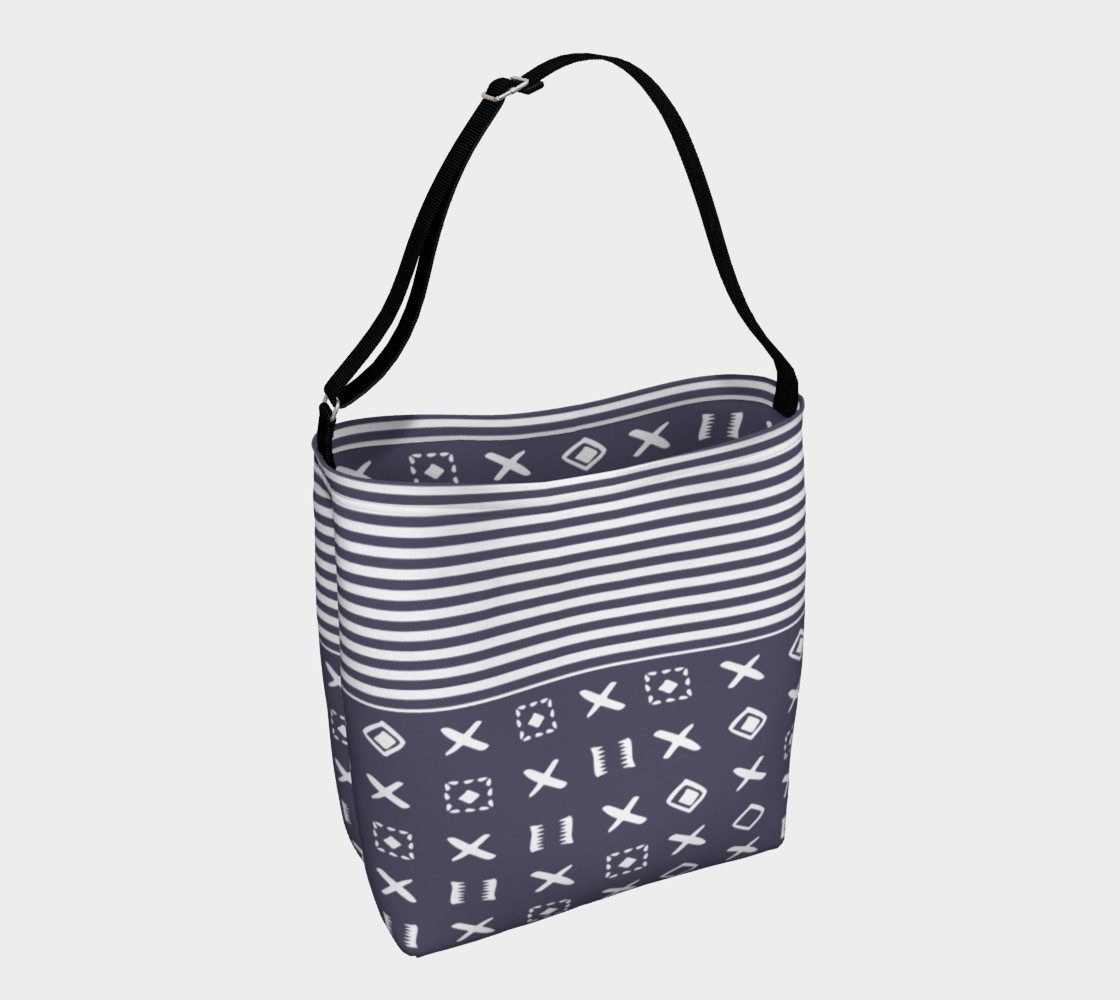 day tote mudcloth 7i preview #1